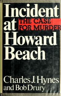 Cover of: Incident at Howard Beach | Charles J. Hynes